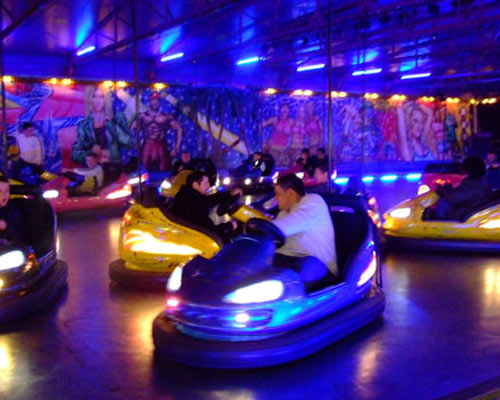 Putting Your Bumper Cars For Sale: What To Know