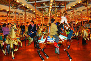 Why You Should Bring Your Children To Ride Small Carousels