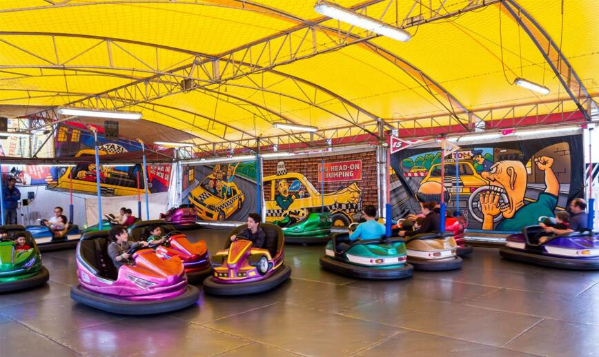 The Best Indoor Bumper Cars For Sale