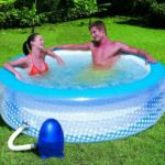 The Charm Of Inflatable Swimming Pools In The Summer