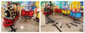 The Different Kinds Of Train Rides For Kids