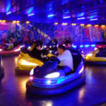 The Fun Of Riding On Battery Powered Bumper Cars