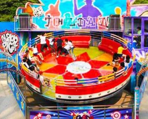 Here's Why The Humble Disco Ride Is One Of The Greatest Attractions In Any Amusement park