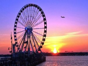 The Main Differences Between Small And Large Ferris Wheel Rides