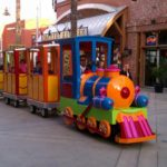 Choose Your Favourite From The Many Kids Trackless Party Trains