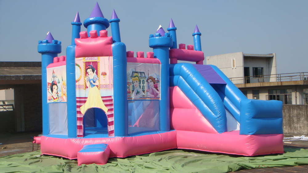 The Wonders of Inflatable Fun Cities