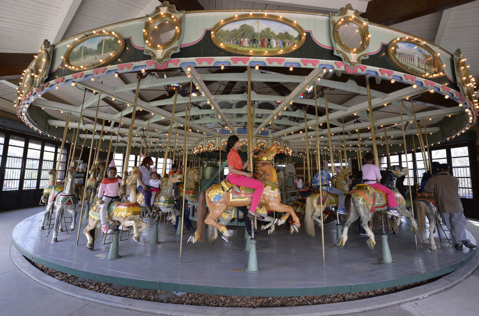 Why Companies Should Be Picky About Their Carousel Rides