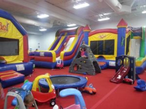 Tips For Equipping An Indoor Facility Center With An Inflatable Playground