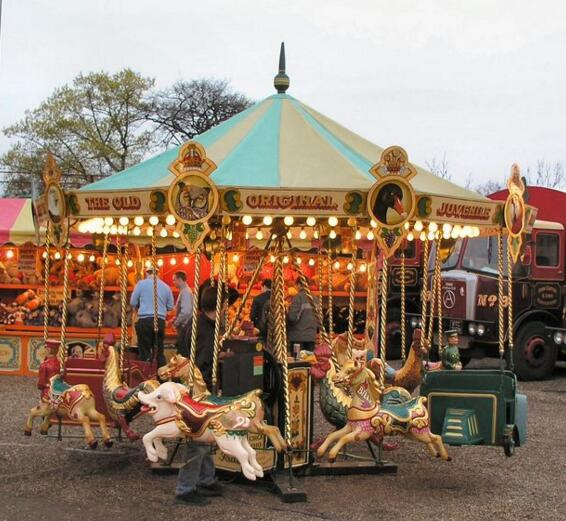 Tips For Finding A Kiddie Carousel For Your Kids