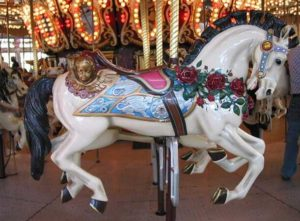 Tips For How To Choose Carousel Horses For Your Carousel RIde
