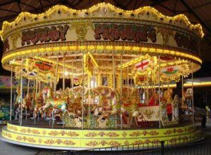 Tips For Riding On Fairground Carousels