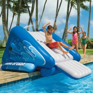 Tips When Looking For An Inflatable Water Slide For A Pool