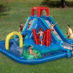 Tips for Choose the Right Inflatable Water Slides for a Backyard Party