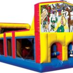 Top Five Christmas Bounce House Themes For The Season