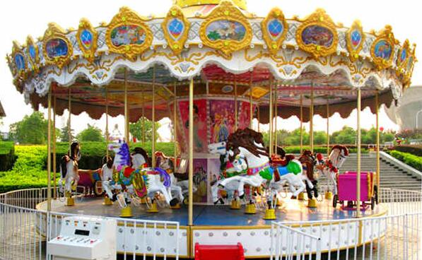 What Kind Of Rides Should You Buy For Different Amusement Parks