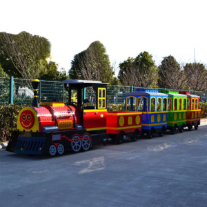 Where To Find Amusement Park Trains For Sale