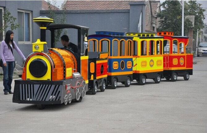 Where To Find An Amusement Park Trains For Sale