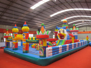 Why A Bounce House Obstacle Course Is So Much Fun