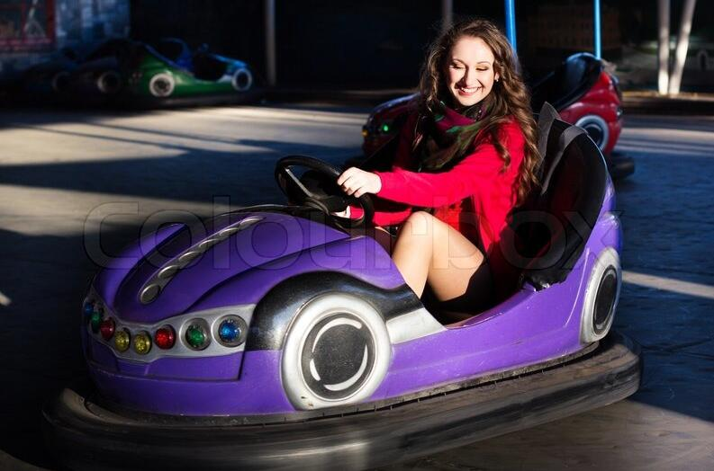 Why All Theme Parks Should Have Electric Bumper Cars
