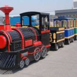 Why Amusement Park Train Rides For Kids Can Be A Hit