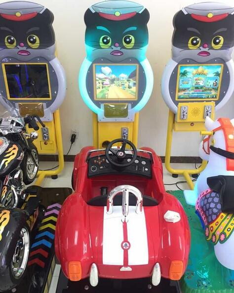 Why Coin Operated Kiddie Rides Continue To Be A Hot Sell