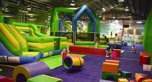 Why You Should Get Your Kids An Inflatable Fun City