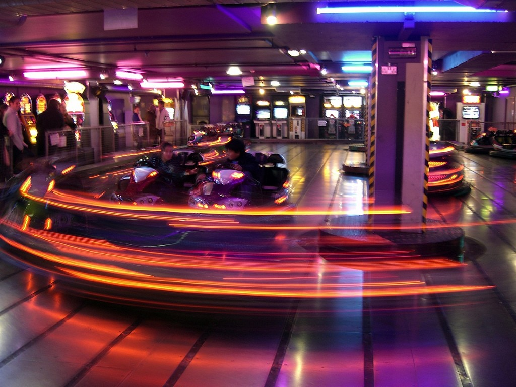 Why You Should Look Into Bumper Car Manufacturers