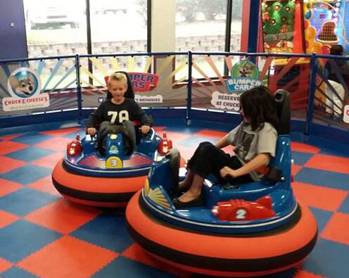 Why You Should Take a Closer Look at Inflatable Bumper Cars