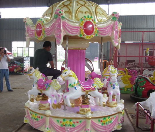 BAR-6A Small Kiddie Fairground Carnival Rides for Sale in Beston