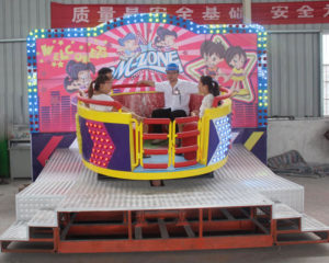 BAR-T02 Mini Disco Tagada Fairground Rides for Sale