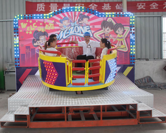 BAR-002 Mini Disco Tagada Rides for Sale