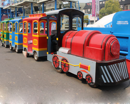 BAR-010 Trackless Train for Kids for Sale
