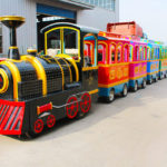 Trackless Train for sale – Beston Amusement