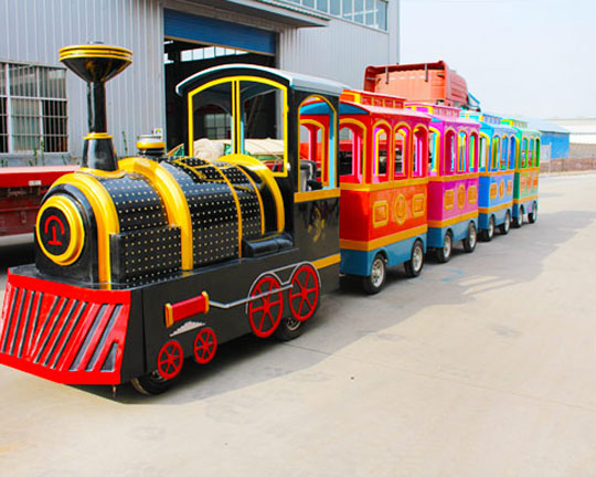 BAR-010 Trackless Trains for Sale