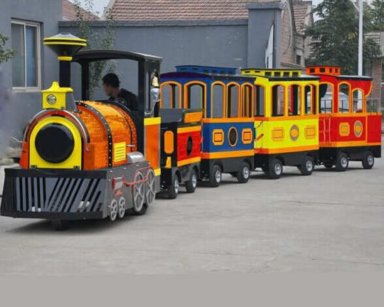 BAR-013 Amusement Trackless Trains for Sale