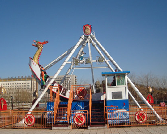 BAR-016 Pirate Ship Amusement Park Ride for Sale
