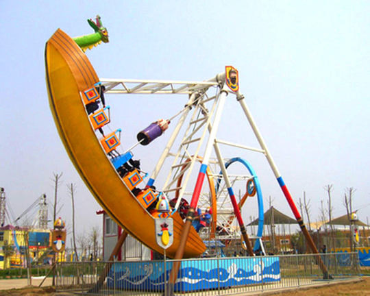 BAR-019 Pirate Ship Amusement Ride for Sale