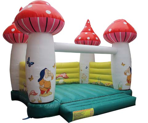 BBH-062 Mushroom Cheap Inflatable Bouncers for Sale