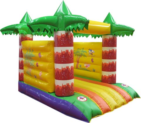 BBH-141 Rainforest Cheap Inflatable Bounce House for Sale