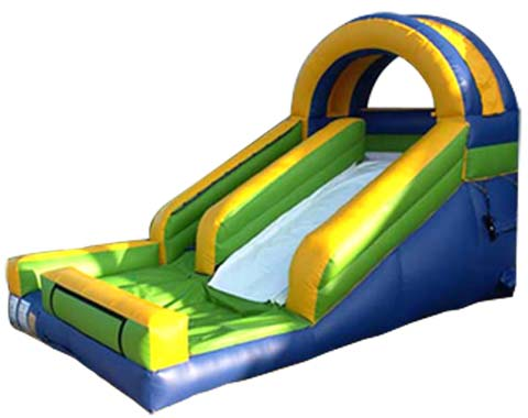 BIS-026 Kids Inflatable Backyard Water Slide for Sale