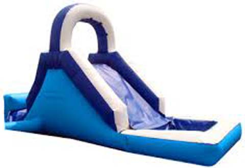 BIS-031 Small Inflatable Backyard Water Slides for Sale
