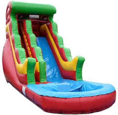 BIS-034 Giant PVC Inflatable Water Slides for Sale