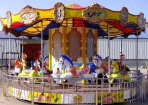 Benefits Of A Small Carousel Ride For Kids