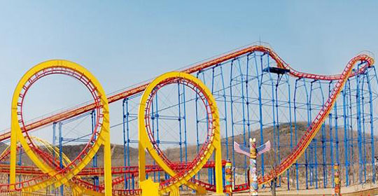 Beston Amusement Park Roller Coasters for Sale