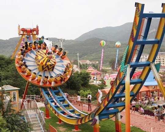 Disco Carnival Ride for Sale