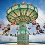 Get A Kids Fairground Swing Ride For Your Event