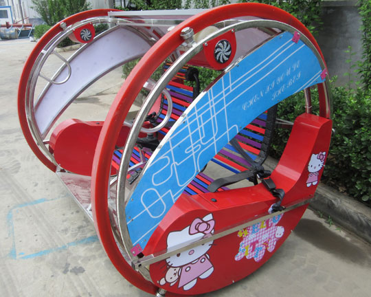 Hello Kitty Themed Happycar Rides for Sale from Beston Amusement