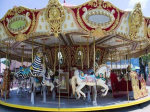 Key Points To Consider When Buying Carousel Horses For A Carousel Ride