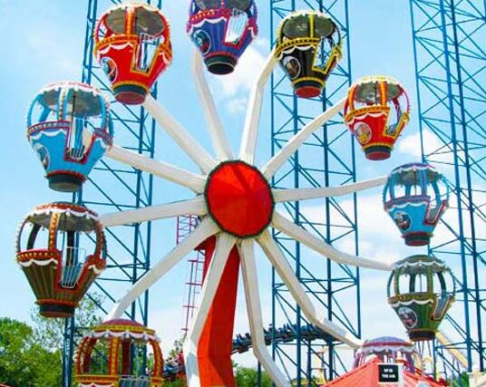 Mini-Ferris Wheel Ride: What I Love About Them As A Kid