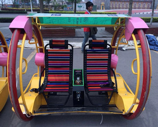 New Best Selling Le Bar Car Ride with Lower Prices in Beston